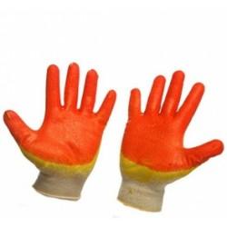 Перчатки латексные двойной облив РОССИЯ
