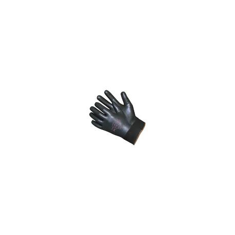 Перчатки с нитриловым покрытием BLACK ЗИМА