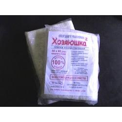 Тряпка для мытья полов (100%х/б) «Хозяюшка 2»
