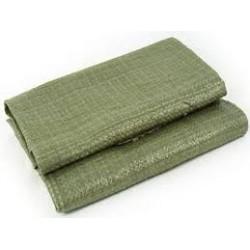 Мешок полипропиленовый (зеленый) 55х95 см