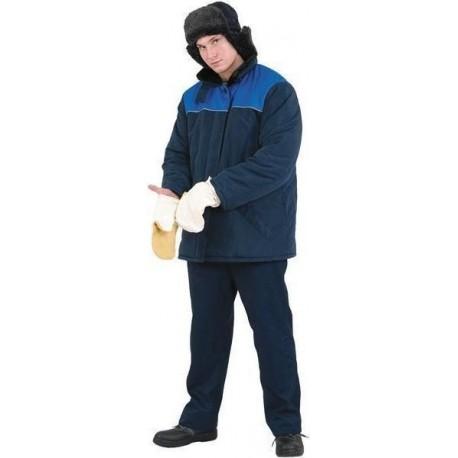 Куртка зимняя, смесовая+ватин