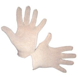 Перчатки трикотажные 6 нитей 7,5 класс