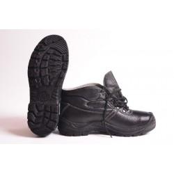 Рабочие ботинки литьевого метода крепления подошвы ПУ