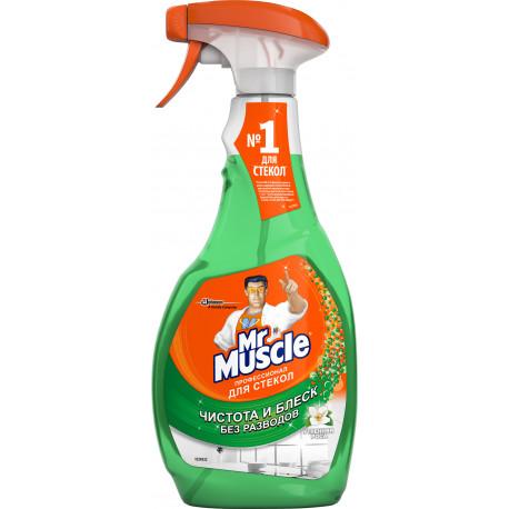 Средство для чистки стекол Мистер Мускул